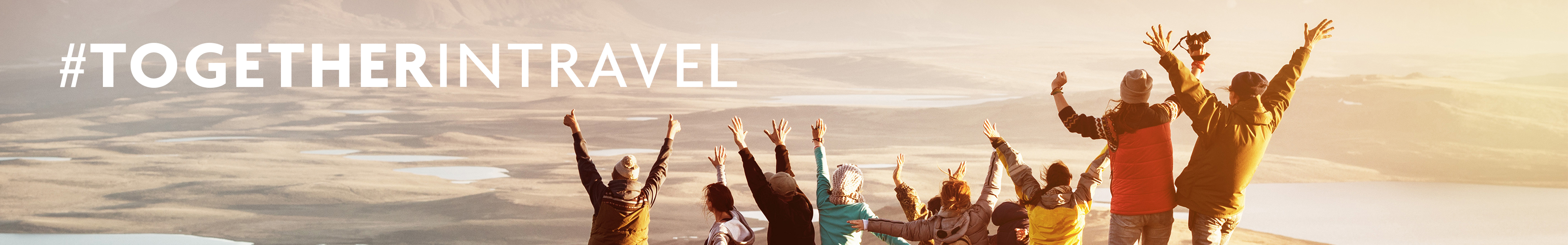 TogetherInTravel Banner